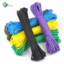 New colors survival bracelet used 4mm 550 paracord / survival rope / braided nylon rope