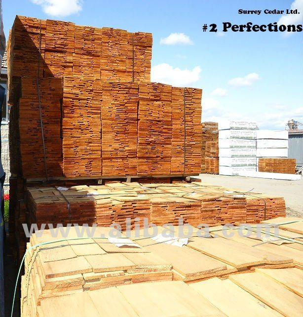 ROOF TILES - Cedar Wood Shingles