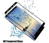 Full glue no bubble easy quick installation anti broken scratch free HD tempered glass screen protector for note 8