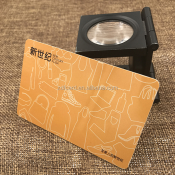 Plastic gold foil business card with magnetic strip and qr code plastic gold foil business card with magnetic strip and qr code reheart Gallery