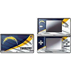 NFL San Diego Chargers DS Lite Skin - San Diego Chargers Vinyl Decal Skin For Your DS Lite