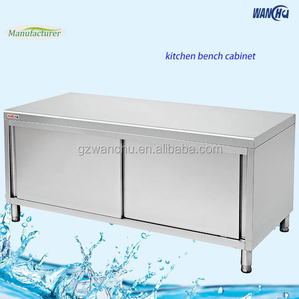 Stainless Steel Kitchen Cabinet Manufacturer Malaysia: Stainless Steel Kitchen Food Prepare Work Table Cabinet