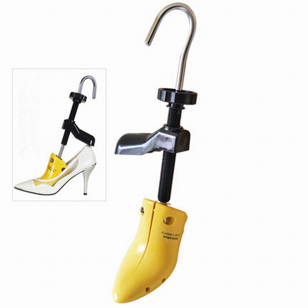 S3652 new professional 2-way adjustable width length expanders plastic shoe tree wholesale