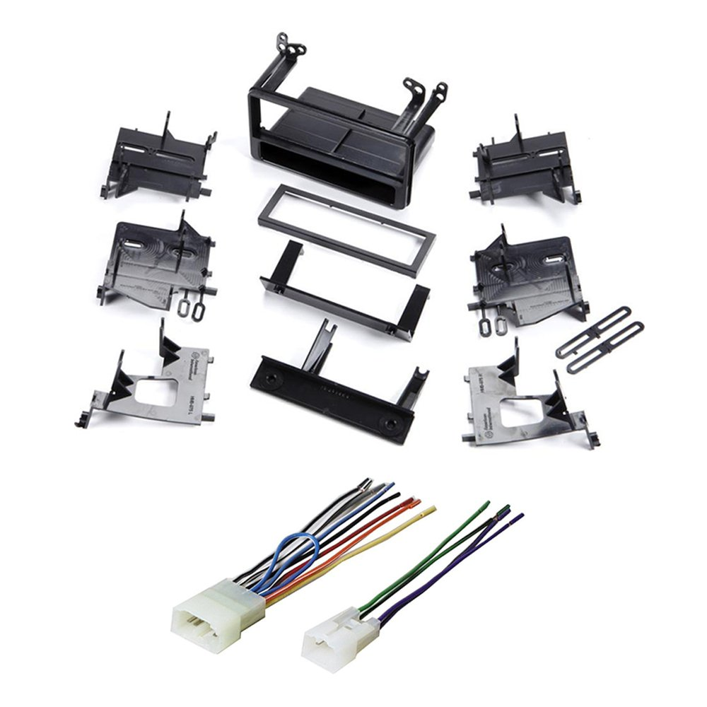 Cheap Toyota 4runner Dash Find Deals On Line At Wiring Harness Get Quotations Matrix 2003 2009 Car Stereo Radio Installation Mounting Kit W
