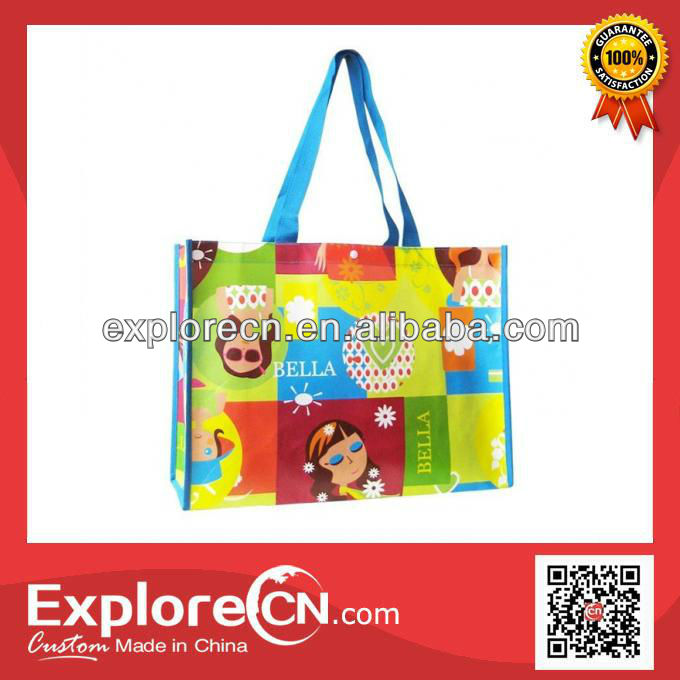 2016 New Style new design nonwoven bag