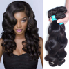 7A Grade Unprocessed Peruvian Virgin Hair, Body Wave Peruvian Hair, Peruvian Human Hair