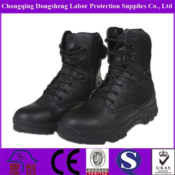 Made In China Fashion German Military Boots
