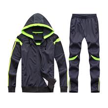 Custom men's polyester sportswear men's blank sportswear