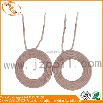 2.8uh Tx Coil Litz Wire Alpha Winding Coil Air Coil For Smart Watch ...