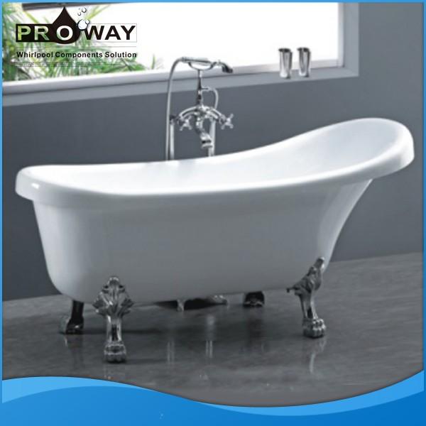 Clawfoot Tub Portable Bathtub For Adult Freestanding Bath Tub ...