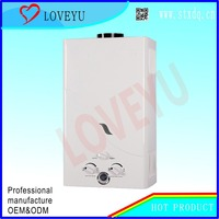 Normal water pressure high quality gas water heater