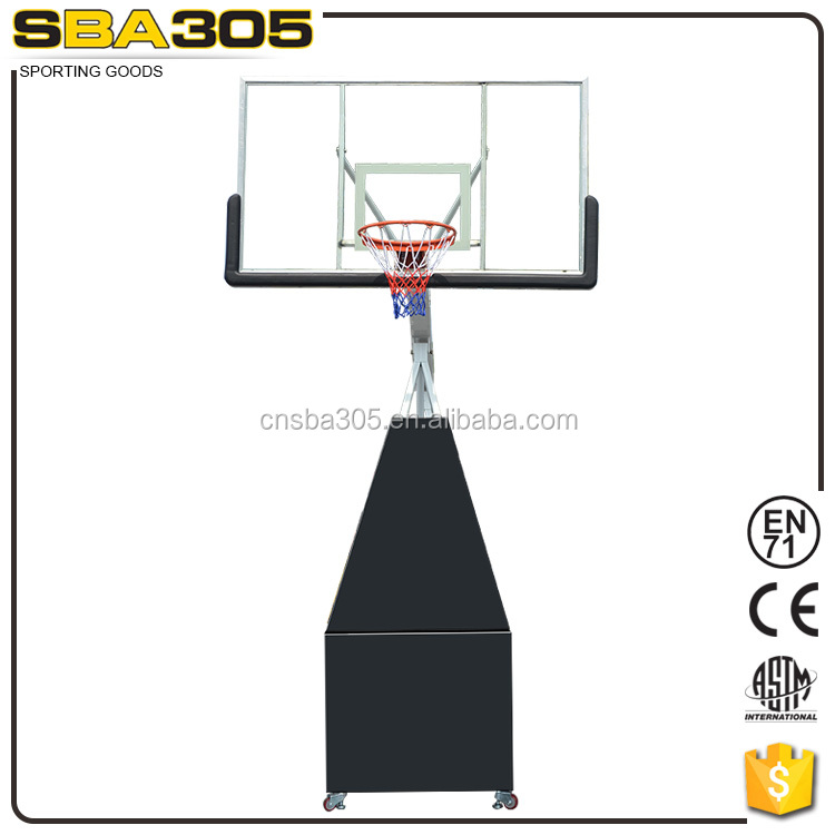 wholesale price portable basketball set