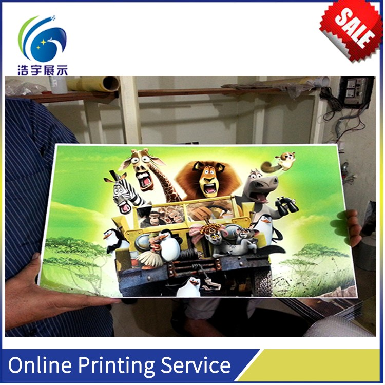Digital Printing Outdoor Wall Mounting Banners Poster