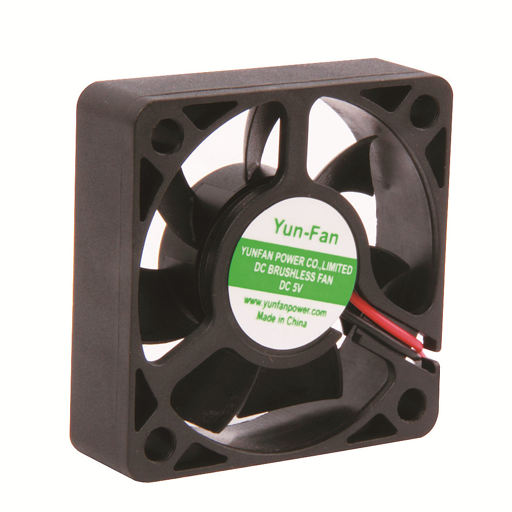 Yun-Fan 24V 12V 5V 5015 DC Industrial <strong>Exhaust</strong> Fan And DC Axial Cooling Fan