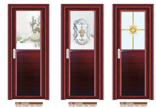 Bathroom Entry Doors beautiful aluminum half glass door design bathroom entry doors
