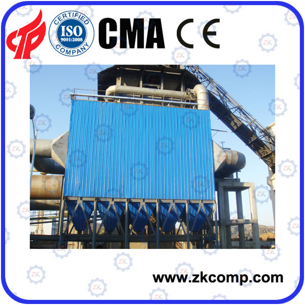 Separator Mining Industrial Cyclone Dust Collector
