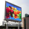 lights new products 2014 outdoor P6 ws2801 led dot matrix display module