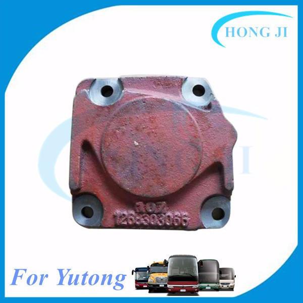 Iron counter shaft cover 1701-00700 bus parts drive shaft cover
