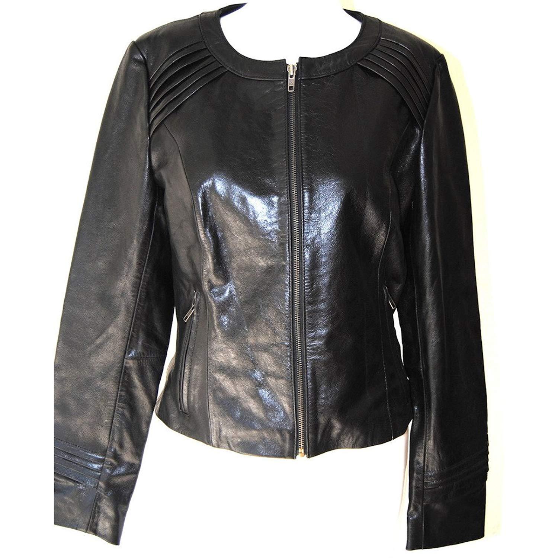 Josephine Womens Leather Jacket