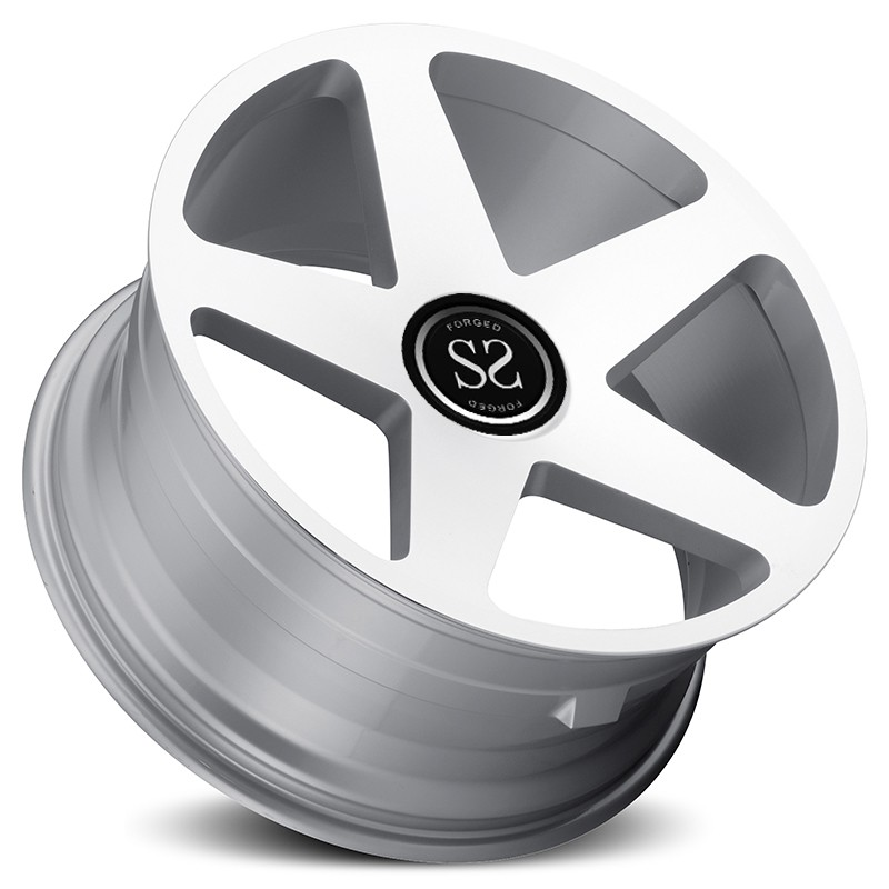 China 6061 T6 Ss Forged Alloy Luxury Car Wheels Rims