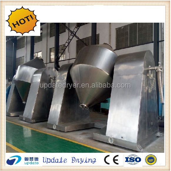 electronic material vacuum rotary drying equipment