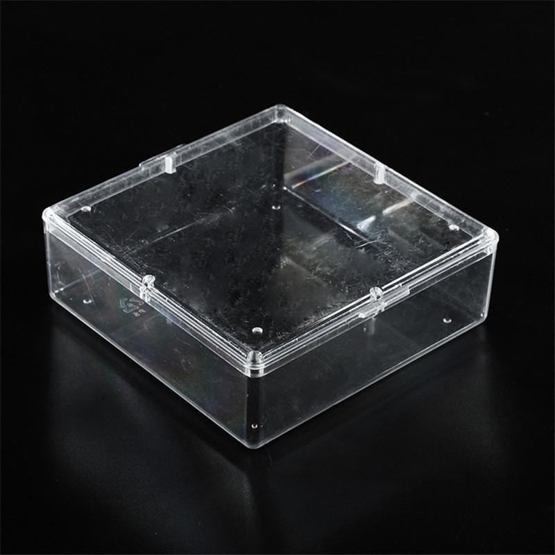 Comb Honey Box Rectangle Transparent Food Level Plastic