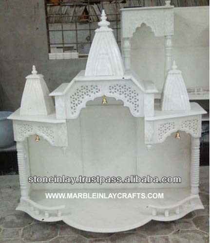 Beautiful Marble Temple Designs For Home   Buy Marble Temple,Indoor Mandir,Indoor Marble  Temple Product On Alibaba.com