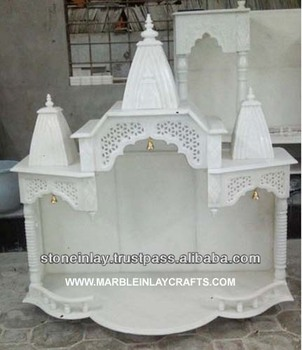 Marble Temple Designs For Home - Buy Marble Temple,Indoor Mandir ...