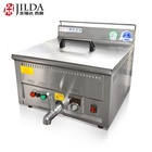 Table Top Commercial Electric Deep Fryer with Digital Panel Temperature Protection 1tank Fryers