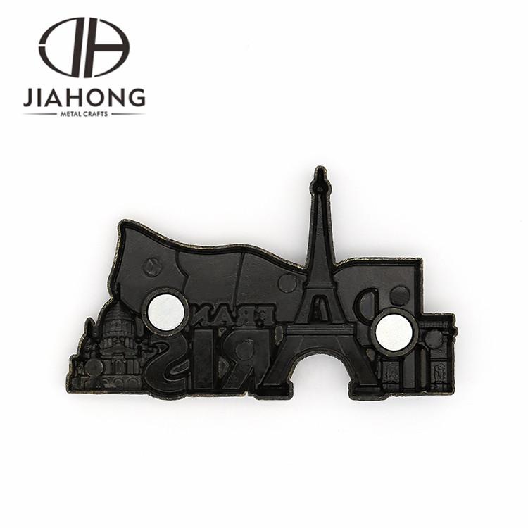 Custom souvenir metal magnet fridge /refrigerator magnet/custom 3d fridge magnet