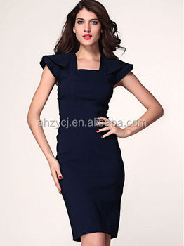 Fashion Dresses New Ladies Plus Size Fashion Elegant Western Women ...