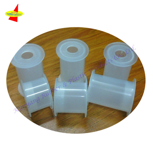 Standard And Custom Injection Moulded Small Empty Clear PP Plastic Spools For Wire