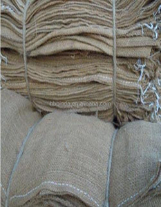 used jute burlap bags with logo