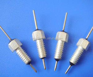 Screw Mount Pi Filter 100V 2200pF*2