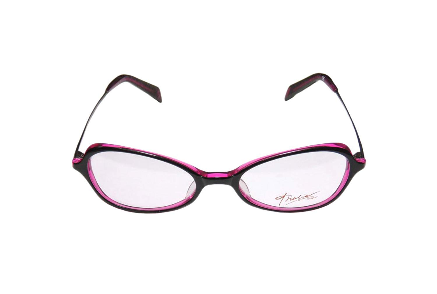 2a0a59a86173 Get Quotations · Thalia Consuelo Womens Ladies Butterfly Full-rim Eyeglasses  Glasses