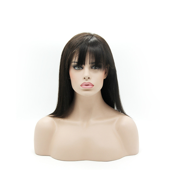 3a780fd5693 Wholesale Chinese Factory Virgin Brazilian Wig Straight Hair Full Lace Wig Human  Hair Wigs with Baby HairMOQ: 1 Piece$80.00 - $200.00 /Piece