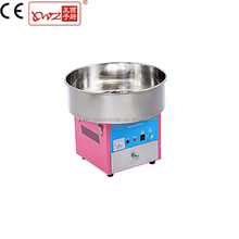 Manufacture&Hot sale industrial commercial stianless steel electric cotton candy floss machine/Mini home use cotton candy maker