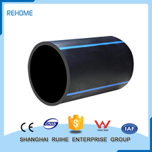 large plastic tube diameter corrugated drainage pe pipe