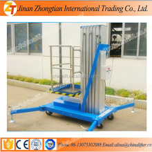 Zhongtian kinds of best selling aluminum alloy portable lift platform for sale