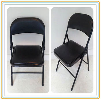 folding living room furniture cheap metal folding chair for living room chairs 13988