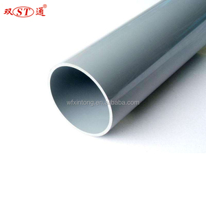 New products Crazy Selling newest water supply clean pvc pipe