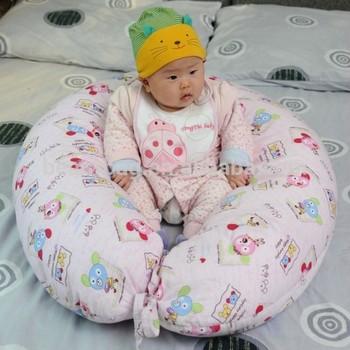 5 In 1 Positioning Pillow Bean Bag Baby Crib Or Infant Nursing