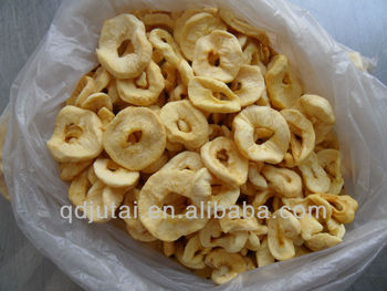 Grade A Dried Apple Rings