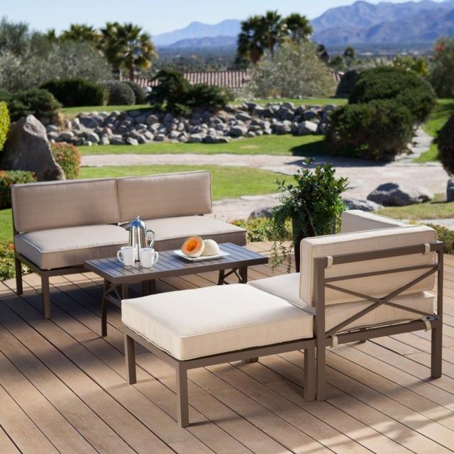 Modern Design Waterproof Leisure Ways Outdoor Patio Furniture