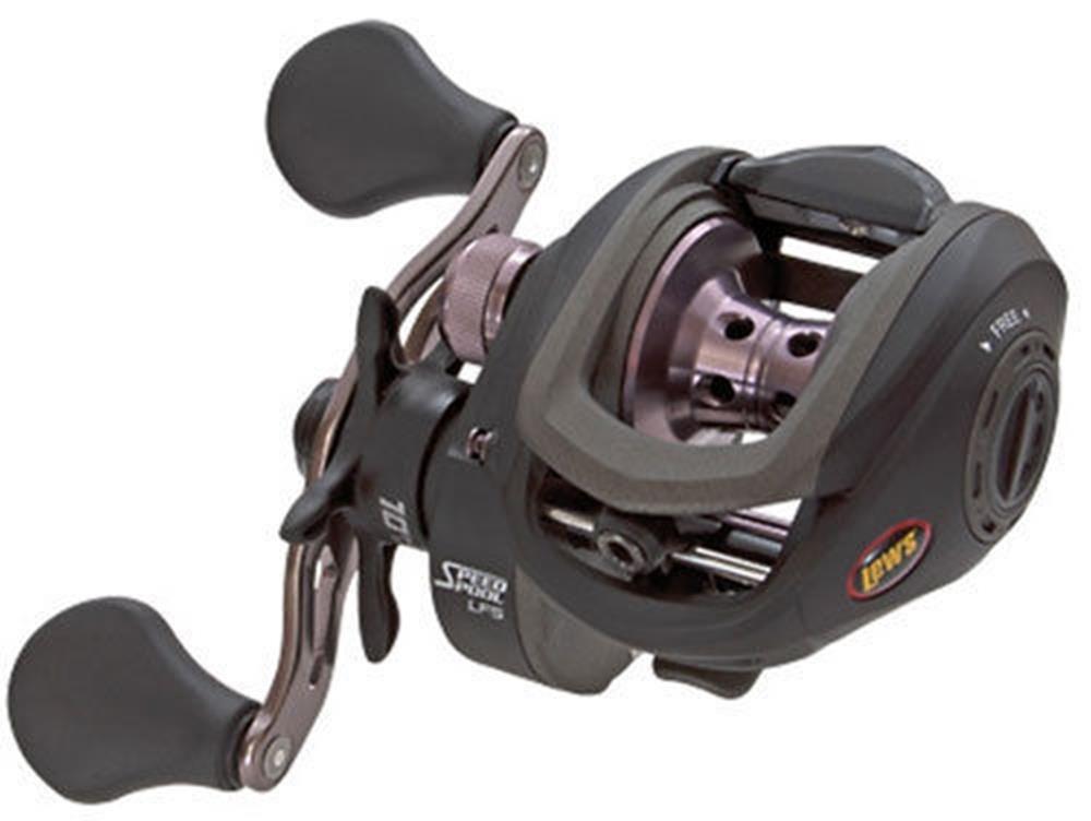 Fishing Kits New Lew's Speed Spool LFS Baitcast Fishing Reel SSG1S 5.6:1 RH Lews