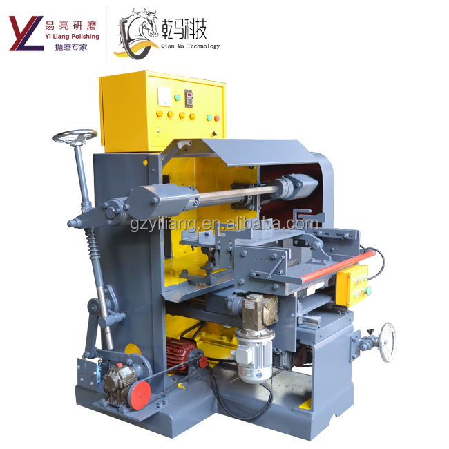 Metal material surface cutlery polishing machine for bent polishing