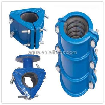 Water Pipe Leak Repair Saddle Clamp - Buy Pipe Repair Clamp,Pipe ...