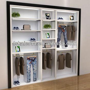 Etonnant Modern Clothes Shop Open Display Cabinets/Clothes Shop Display Cabinets