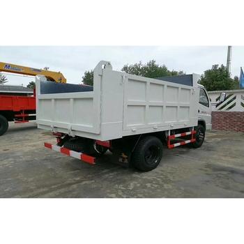 Top Ing Mini Small Tipper Dump Truck 7 Ton