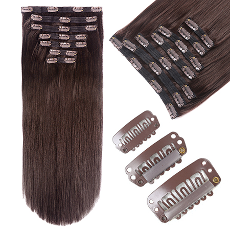 Dependable Ponytail Human Hair Remy Straight European Ponytail Hairstyles 60g 100% Natural Hair Clip In Extensions By Bhf Ponytails Hair Pieces